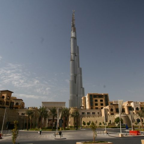 Burj Dubai Plot 29/30 – UAE
