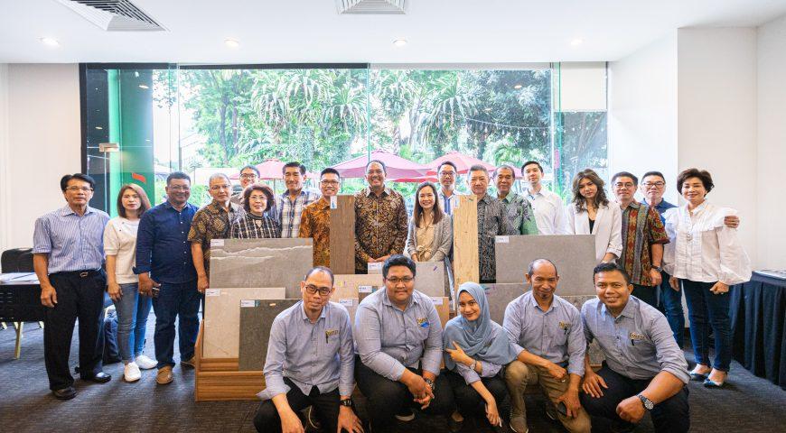 Meeting Distributor Nasional Essenza 2019