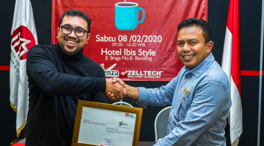 Ngopi Kongsi bersama Aristek-arsitek Bandung